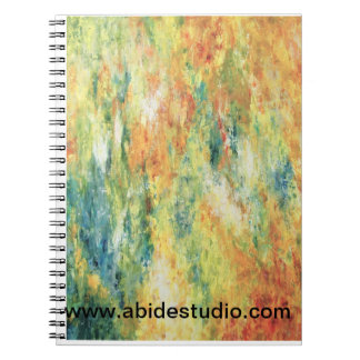 Shifting Moods Notebook