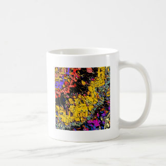 Shifting Shapes And Colors Coffee Mug