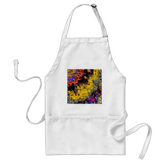 Shifting Shapes And Colors Standard Apron