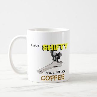 Shifty Coffee Mug