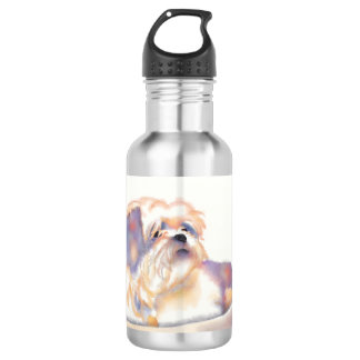 Shih Tzu 532 Ml Water Bottle