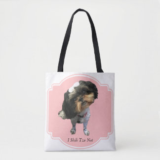 Shih Tzu All-Over-Print Tote Bag