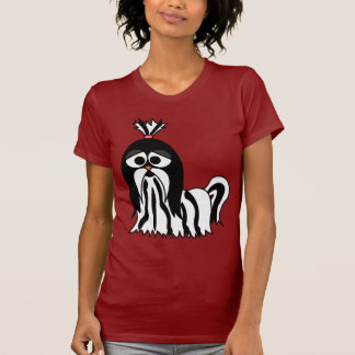 Shih Tzu Cartoon Shirt