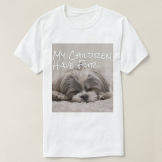Shih Tzu Child T-shirt