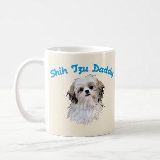Shih Tzu Daddy Coffee Mug
