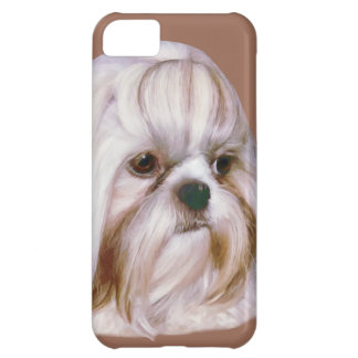 Shih Tzu Dog Customizable iPhone 5C Cover