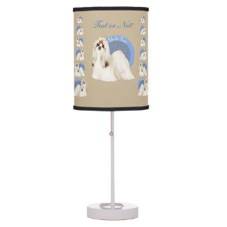 Shih Tzu Dog Lamp