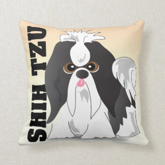 Shih Tzu Dog Pillow