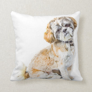 Shih Tzu Dog Pillow/Cushion Throw Pillow