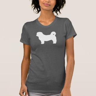 Shih Tzu Dog Silhouette T-Shirt