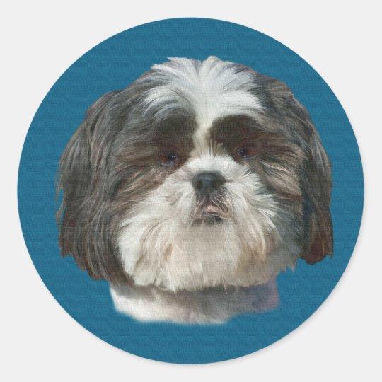 Shih Tzu Dog Sticker