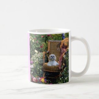 Shih Tzu Garden Mug