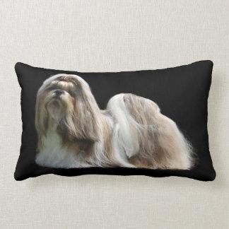 Shih Tzu Lumbar Pillow