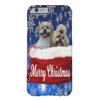 Shih tzu Phone Case Christmas