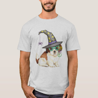 Shih Tzu Witch T-Shirt