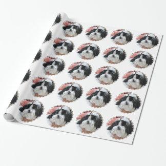 Shih Tzu Wrapping Paper