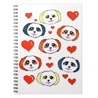 Shih Tzus Notebook