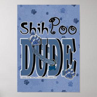ShihPoo DUDE Poster