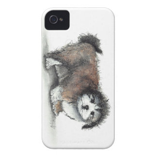 Shihtzu Puppy Dog, Pet iPhone 4 Case