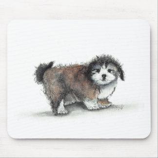 Shihtzu Puppy Dog, Pet Mouse Pad