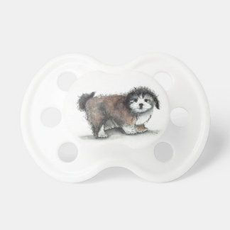 Shihtzu Puppy Dog, Pet Pacifiers