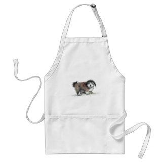 Shihtzu Puppy Dog, Pet Standard Apron