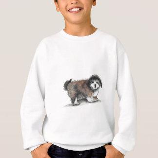 Shihtzu Puppy Dog, Pet Sweatshirt