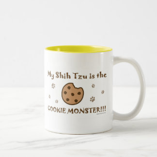 ShihTzu Two-Tone Coffee Mug