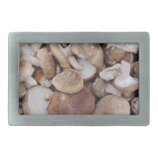 Shiitake Mushrooms Belt Buckle