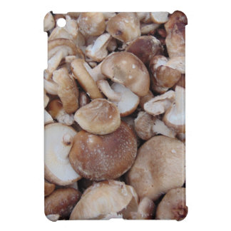 Shiitake Mushrooms Cover For The iPad Mini