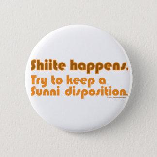 Shiite Happens 2 Inch Round Button