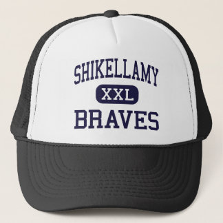 Shikellamy - Braves - High - Sunbury Pennsylvania Trucker Hat