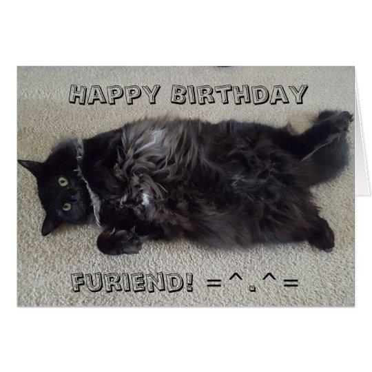 Shiloh Birthday Card