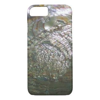 Shimmering Abalone Seashell, Beautiful Nature iPhone 8/7 Case