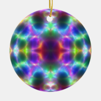 Shimmering Art Christmas Ornament