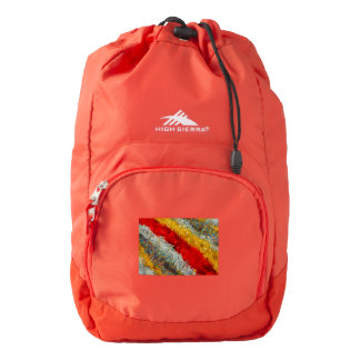 shimmering christmas wires High Sierra Backpack