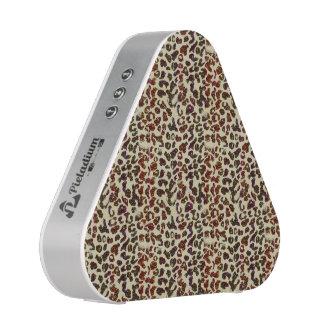 Shimmering Leopard Print Blueooth Speaker