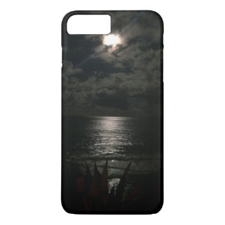 Shimmering Moon Light Reflecting On The Ocean iPhone 7 Plus Case