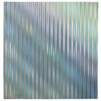Shimmering Stripes Cloth Napkins
