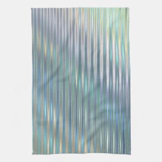 Shimmering Stripes Kitchen Towel