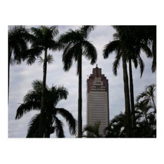 Shin Kong Life Tower, Zhongzhen, Taipei, Taiwan Postcard