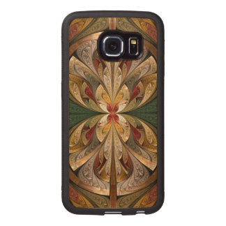 Shine and Rise Wood Phone Case