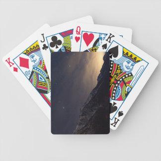 Shine Bicycle Playing Cards