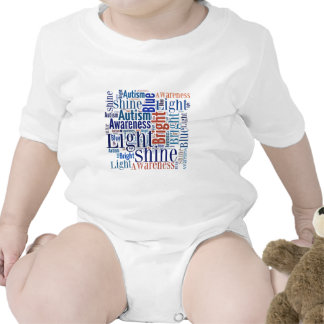 Shine Blue for Autism Products Shirt