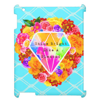 Shine Bright Like A Diamond Case For The iPad 2 3 4