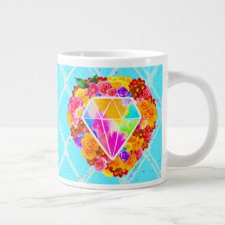 Shine Bright Like A Diamond Large Coffee Mug