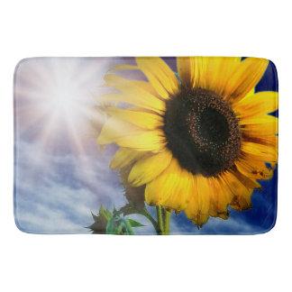 Shine Bright Sunflower Bathmat