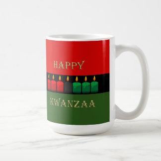 Shine Brightly Kwanzaa Mug