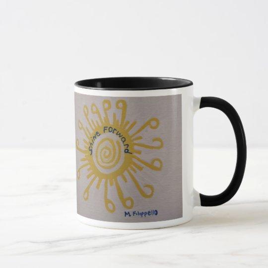 Shine Forward Coffee Mug