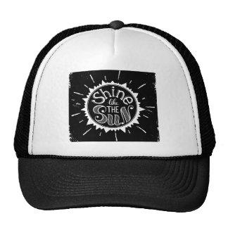 Shine Like The Sun Trucker Hat